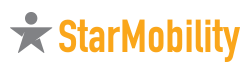 Fordonsanpassning StarMobility Logotyp